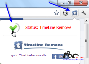 Cách gỡ bỏ giao diện Timeline của Facebook